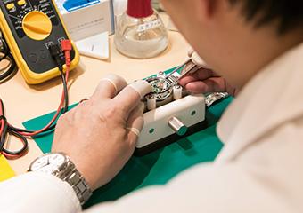 電池交換:安心の2年間(容量)保証