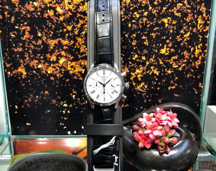 日本の職人技が集結した時計