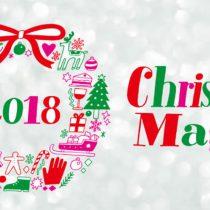平成最後のクリスマス♪