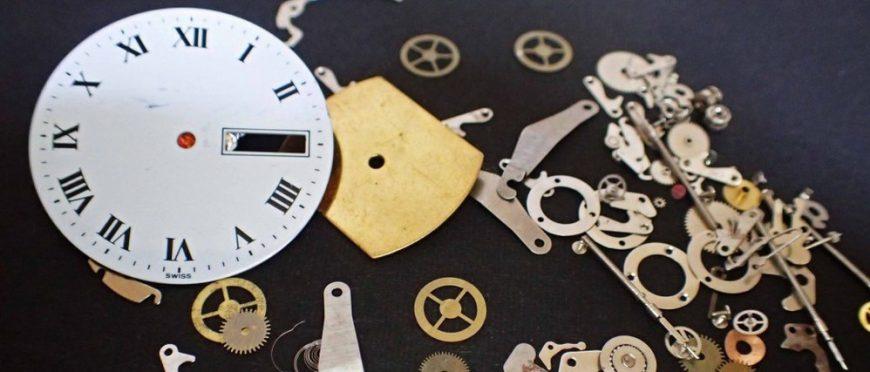 年明け前に時計も大掃除をして綺麗にリフレッシュ!