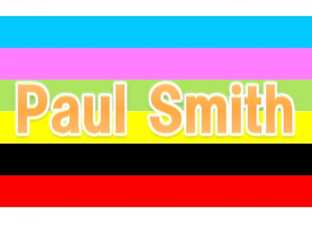 ポールスミス 新作入荷