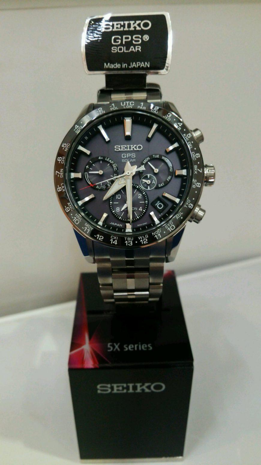 父の日に時計のプレゼントはいかがですか。