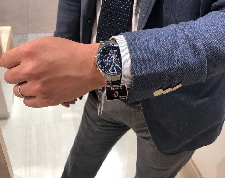 【青葉台店限定】WATCH × FASHION~あのお店の店員さんが時計を選んだら~【オグラ眼鏡店×BRIGHTZ】