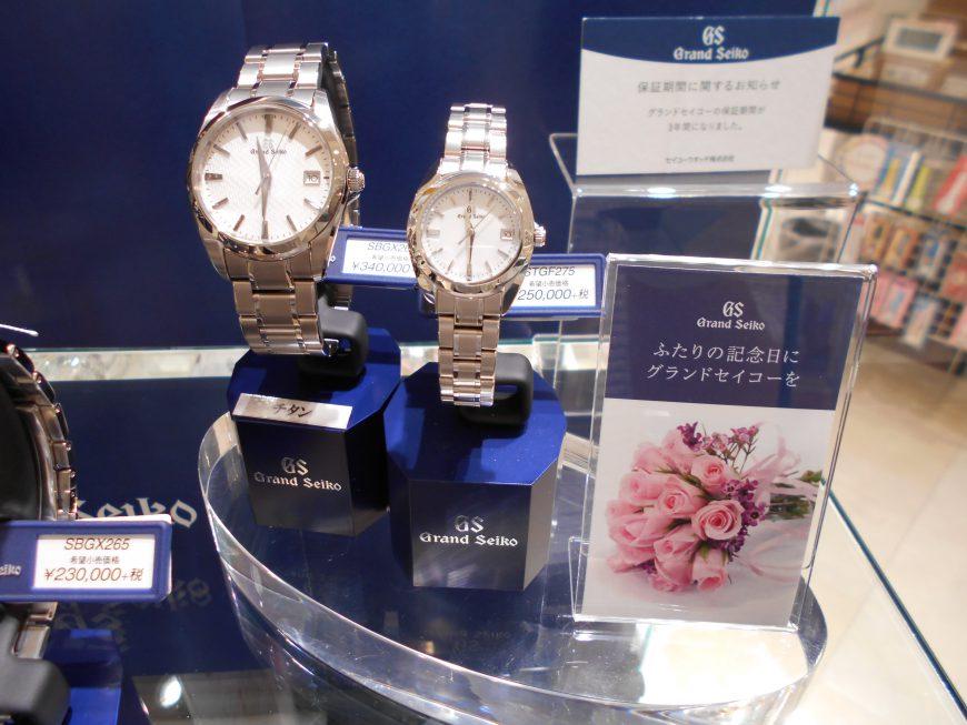 10万円あったらどの時計を選びますか?