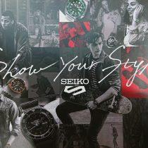 Seiko 5から新製品です!