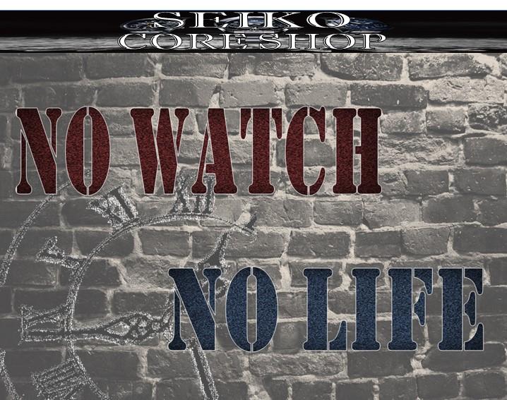 ~NO WATCH  NO LIFE~ 腕時計のある生活 ver ①