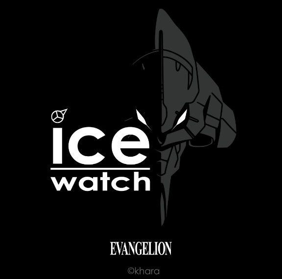 ice watch×エヴァンゲリヲン コラボウオッチ新発売!!