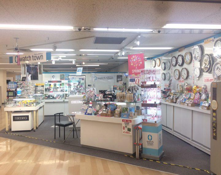 はじめまして、札幌琴似店です