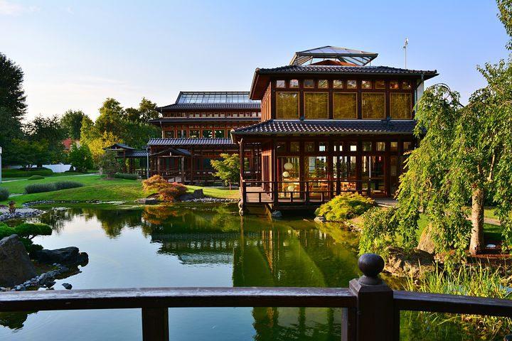 人気の日本庭園モデルの新作入荷!