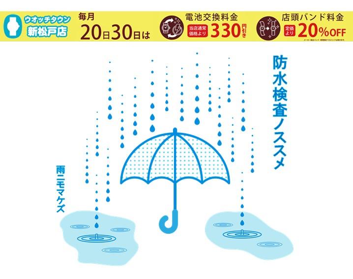 今こそ防水検査を!!