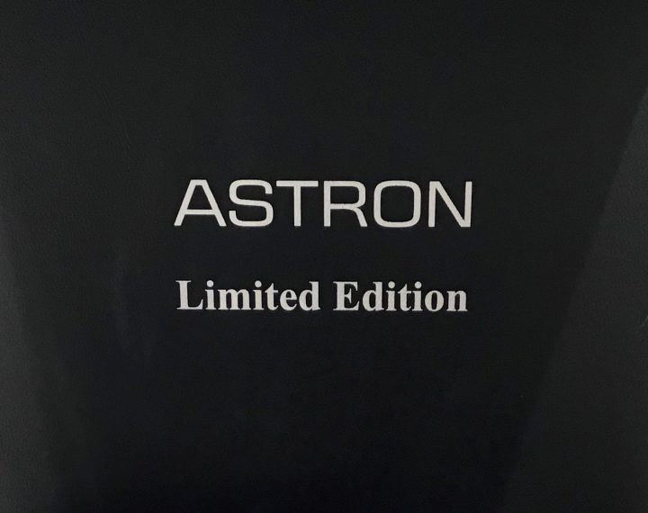 ASTRON 2021Limited Edition