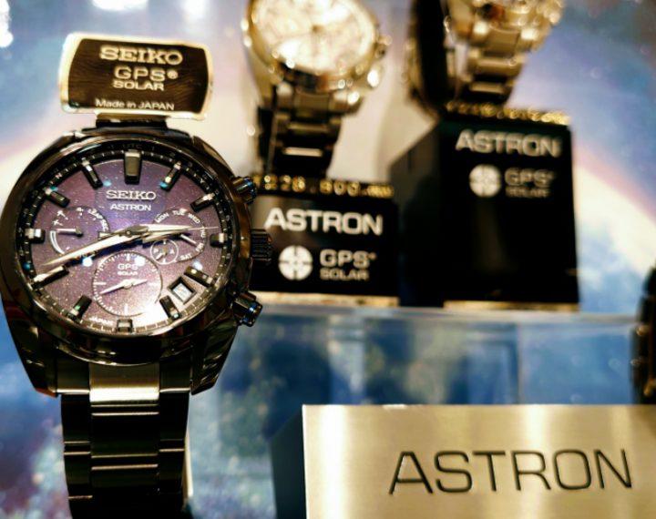 ブランドはクオリティを語る|Seiko Astron