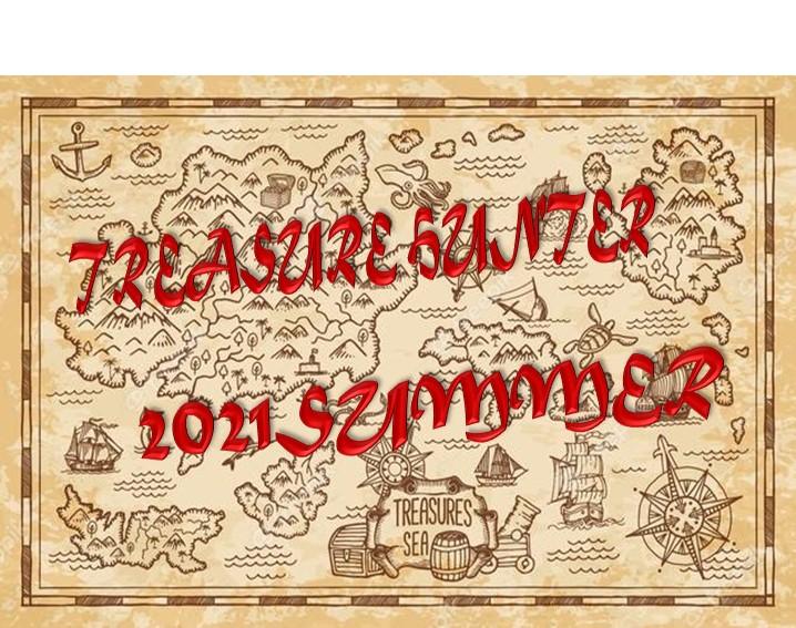 2021 SUMMER TREASURE 黄金の島